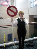 Shizuo Heiwajima Cosplay by confuzed-anime-fan