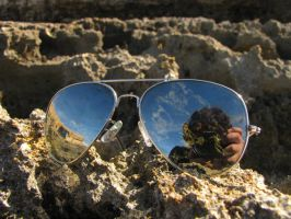 RayBan by Maltese-Naturalist