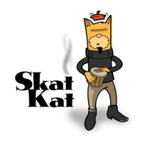 Skat Kat by biggreenape