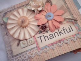 Thanksgiving Mini Album by Cardofmyeye