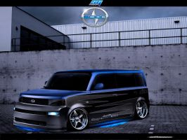 Scion XB by adam4186