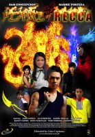 live action Flame of Recca (pinoy version) by bluewave07