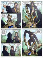 Page 5 - Trouble - Suzumega Medabot by AltairSky
