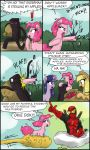 The amazing pinkie pie! by CIRILIKO