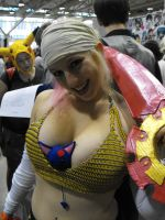 FanExpo Chainmail mayhem 26 by japookins