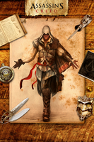 Assassin's creed iPhone Wall by Pmania