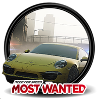 Need for Speed Most Wanted Porsche 2 Dock Icon by ArthurReinhart