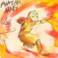Bend it like Aang by ironsonic