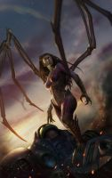 Kerrigan by Adrian-W
