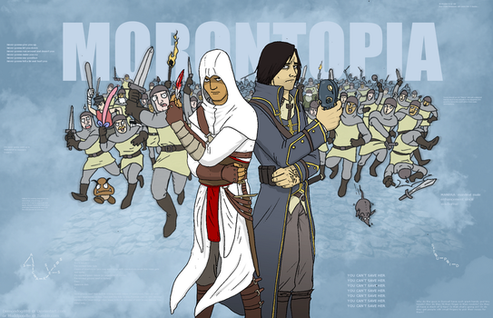 Morontopia End-of-the-year picture thing by Demondog888
