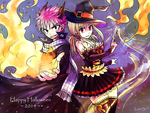 Halloween 2014 [NALU] by LeonS-7