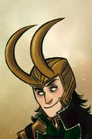 God of Mischief by CourtneyFugitt