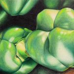 Green Peppers by YuffieTheSwift