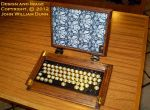 iCog Hades :tm: Steampunk case for iPad :R: by J-Wilhelm