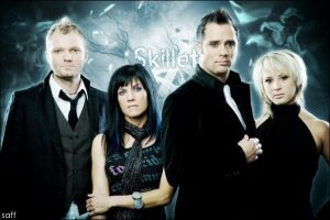 Skillet- Blue by saffiremoon21