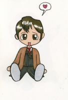 CHIBI DOCTOR by tomato-bird