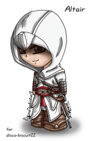Altair by louisalulu