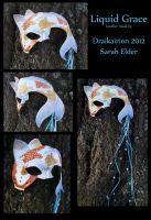 Liquid Grace Koi Mask by Draikairion