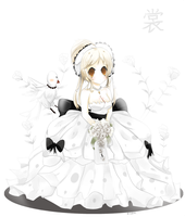 01: .: Bride :. by riutsuki
