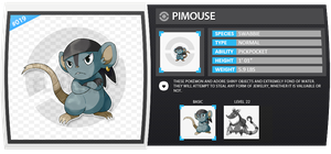 019 :: Pimouse by Elaynii