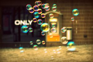 Only Bubbles by Janikaa