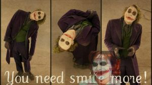 You need smile more by SuellyFuelly
