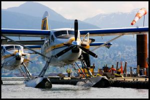 Vancouver Plane Expose II by bcdirector