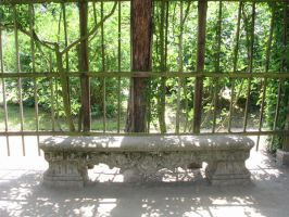 bench III by mimose-stock