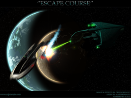 'Escape Course' by Hathawayp5
