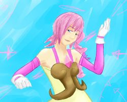 Serah Meguca by that-duck-witha-hat