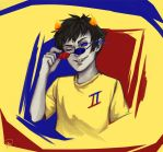 Gift- Sollux by PandaleonSaa