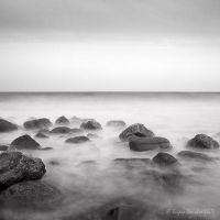 Iearapetra Sea Rocks by AgenttSmith