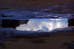Puddles by MoonlessNightGirl