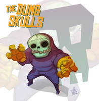 The Dumb Skulls by thisisnotnoah
