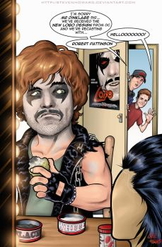 week 154 Peter Dinklage going Lobo down ect... by StevenHoward