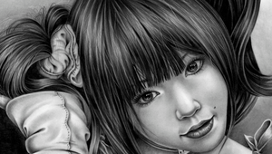 Almost Done this Drawing by pat-mcmichael
