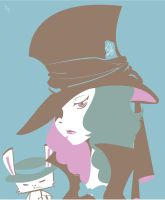 The Hatter by Winged-Peach