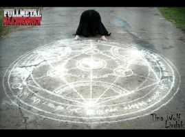 ::FMA:: Transmutation Circle 2 by Beresclet
