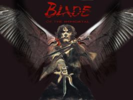 KenX - Blade of the Immortal by kenx