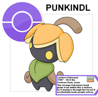 punkindl by Cerulebell
