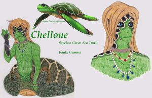 VoS: Chellone by PhoenixPyre