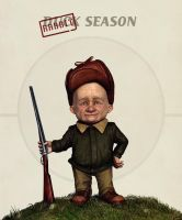 Elmer Fudd by Intervain