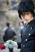 Sebastian Michaelis - Cosplay by ghingi