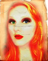 The Modern Mona Lisa by Abiss