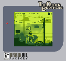 The Other Brothers meets the Game Boy by Senior-X