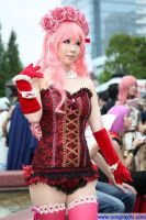 Comiket 2010 Summer 166 by Cosplayfu