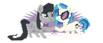Vynil and Octavia by Kna