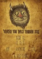 Where the wild things are by Jackie-Bear