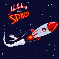 Holiday in Space - Concept Art by ChubbsMcBeef