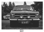 Kadett Rallye - BnW Series by Styrox-Art